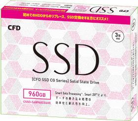 CFD CG4VX CSSD-S6B960GCG4VX