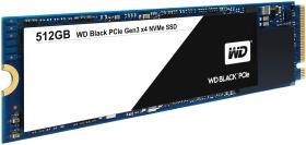 Western Digital WD Black PCIe WDS512G1X0C