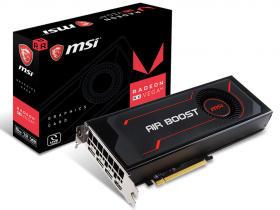 MSI Radeon RX Vega 64 Air Boost 8G [PCIExp 8GB]