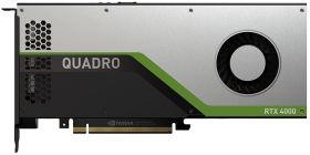 Nvidia Quadro RTX 4000 NVQRTX4000 [PCIExp 8GB]