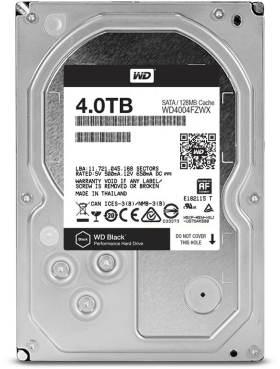 Western Digital WD4004FZWX [4TB SATA600 7200]
