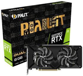 NE6206S018P2-1160A-1 (GeForce RTX 2060 SUPER Dual 8GB) [PCIExp 8GB] ドスパラWeb限定モデル