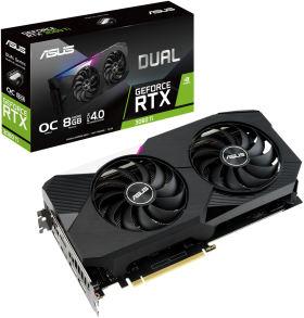 ASUS DUAL-RTX3060TI-O8G [PCIExp 8GB]