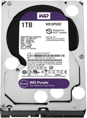Western Digital WD10PURZ [1TB SATA600 5400]