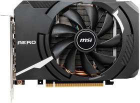 MSI GeForce RTX 2060 SUPER AERO ITX [PCIExp 8GB]