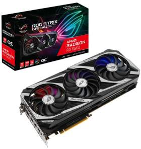 ROG-STRIX-RX6800-O16G-GAMING [PCIExp 16GB]