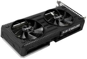 Palit NE6306TS19P2-190AD (GeForce RTX 3060Ti Dual OC 8GB) [PCIExp 8GB] ドスパラWeb限定モデル