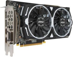 MSI Radeon RX 580 ARMOR 8G OC [PCIExp 8GB]
