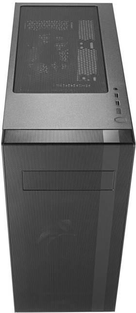 クーラーマスター MasterBox NR600 MCB-NR600-KG5N-S00