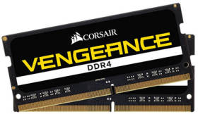 Corsair CMSX16GX4M2A2400C16 [SODIMM DDR4 PC4-19200 8GB 2枚組]