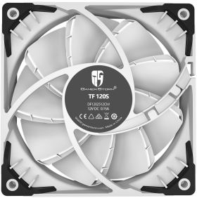 GAMER STORM TF120 S WHITE DP-GS-H12FDB-TF120S-WH