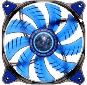 COUGAR LED FAN 120mm CF-D12HB-B [BLUE]