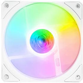 クーラーマスター SickleFlow 120 ARGB White Edition MFX-B2DW-18NPA-R1