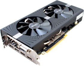 NITRO+ RADEON RX 570 4G GDDR5 [PCIExp 4GB]