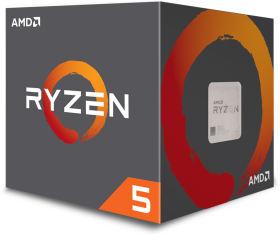 AMD Ryzen 5 1600 (AF) BOX with Wraith Stealth Cooler