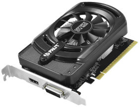 Palit NE51650S06G1-1170F (GeForce GTX1650 STORMX OC 4GB) [PCIExp 4GB] ドスパラWeb限定モデル
