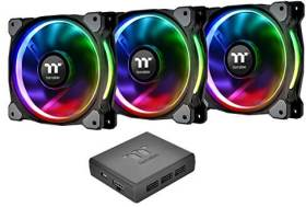 Thermaltake Riing Plus 12 RGB Radiator Fan TT Premium Edition CL-F053-PL12SW-A