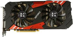 玄人志向 GF-GTX1070-E8GB/OC/DF [PCIExp 8GB]