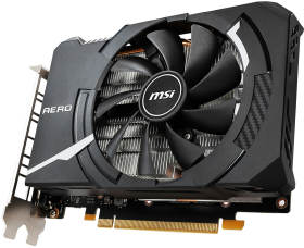 MSI GeForce GTX 1660 SUPER AERO ITX OC [PCIExp 6GB]