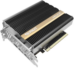 Palit NE5165001BG1-1170H (GeForce GTX1650 KalmX 4GB) [PCIExp 4GB] ドスパラWeb限定モデル