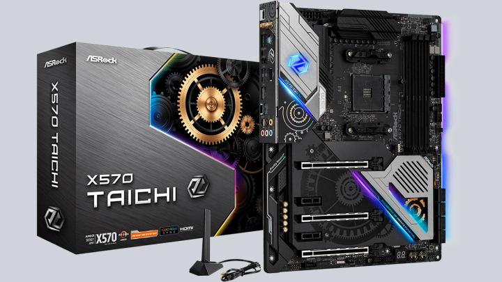 AMDのアップデートは、ファブリックのオーバークロックを改善し、パッシブ X570マザーボードを対応