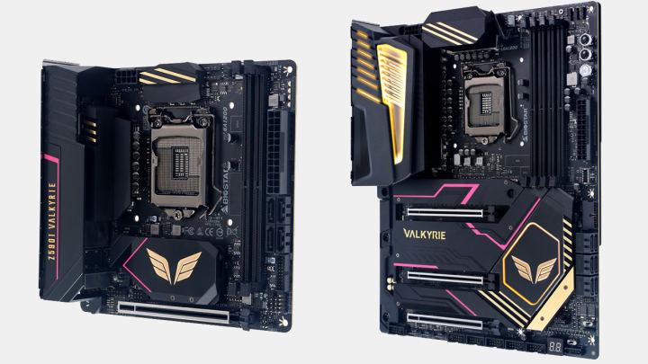 BiostarがフラッグシップのValkyrie Z590マザーボードを発表