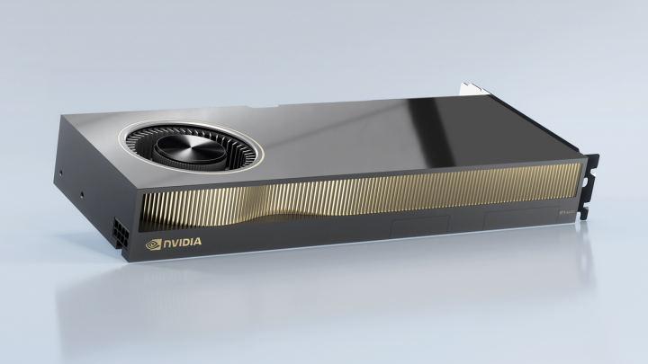 NvidiaのRTX A6000:48GBのメモリが2倍のパフォーマンスを発揮