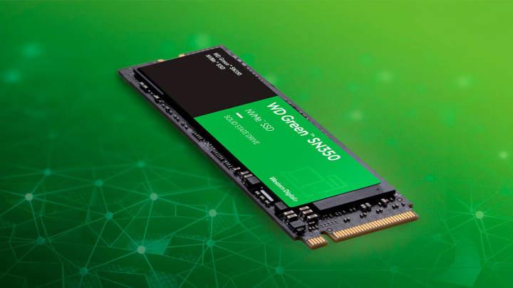 Western DigitalがWD Green SN350 M.2SSDを発表