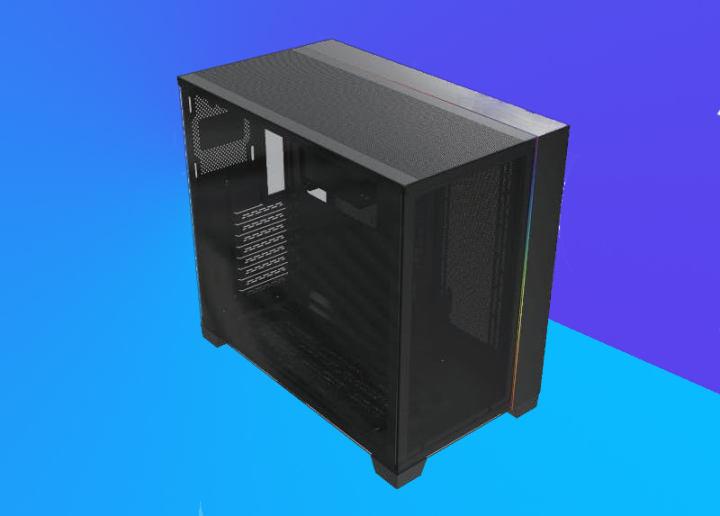 Lian Liは、更新されたO11D Evoを含む4つの輝かしい新しいケースを披露します