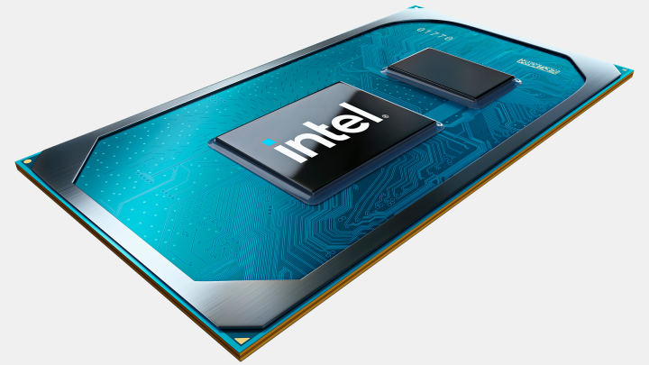 インテル Core i7-1195G7「Tiger Lake Refresh」。初期のテスト結果