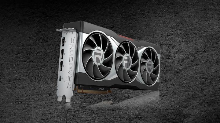 AMD、「Radeon RX 6800 XT」のミッドナイトブラックエディションを発売
