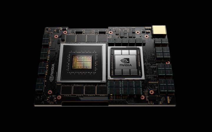 Nvidiaのアーム型CPU「Grace」が登場、x86サーバーの10倍の性能を主張