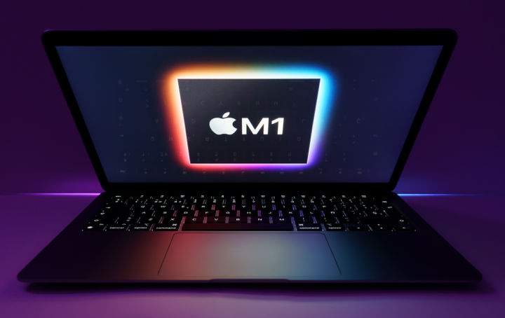 アップルの最新「M2」チップが量産されている