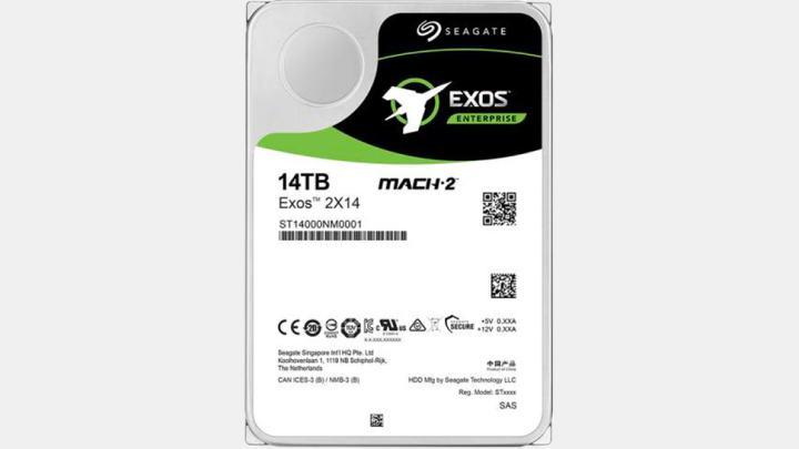 シーゲイト、世界最速のHDD「Mach.2」を発表