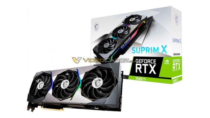 複数のGeForce RTX 3080 Tiモデルが2,000ドル以上で出品されています。