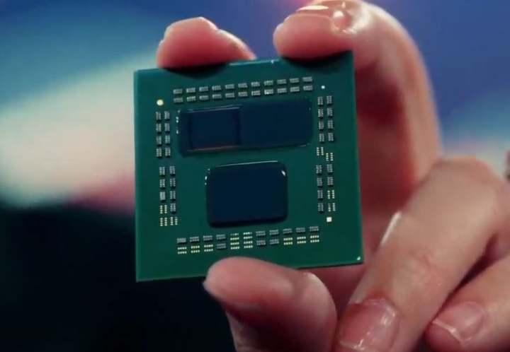 AMD、新しい3D V-Cache搭載Ryzenチップを公開、チップあたり最大192MBのL3キャッシュを搭載し、15%のゲーム向上を実現