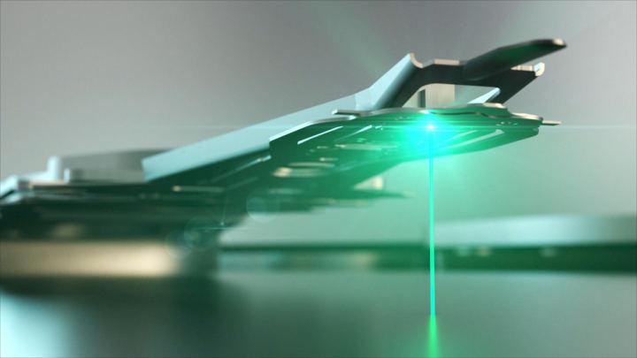 研究者が HAMR HDD プラッタ用のグラフェン オーバーコートを提案