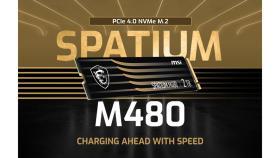 MSI、Spatium PCIe Gen 4 SSDを発表