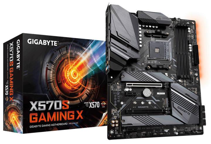 ギガバイト、AMD X570S Gaming Xマザーボードを発売