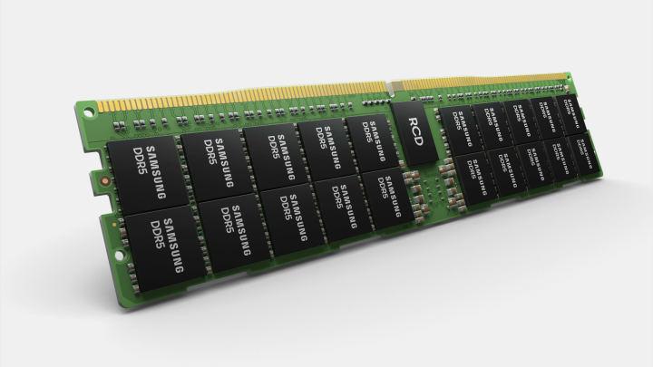 サムスンが24GBのDDR5 ICを開発中:768GBのDDR5モジュールが可能に