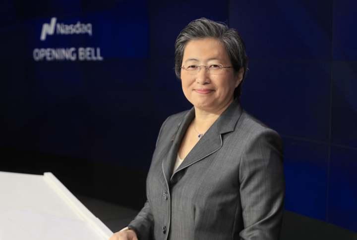 AMD、好調な四半期を受けて5日連続で株価記録を更新