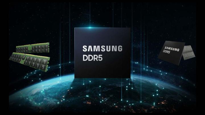 サムスン、DDR5-7200 512GB RAMを公開