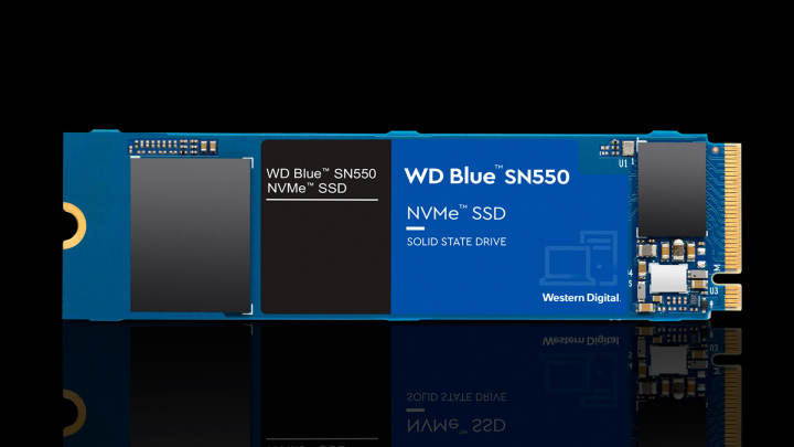 伝えられるところによると、WD Blue SN550 SSDのパフォーマンスは、SLCがなくなると半分になります。