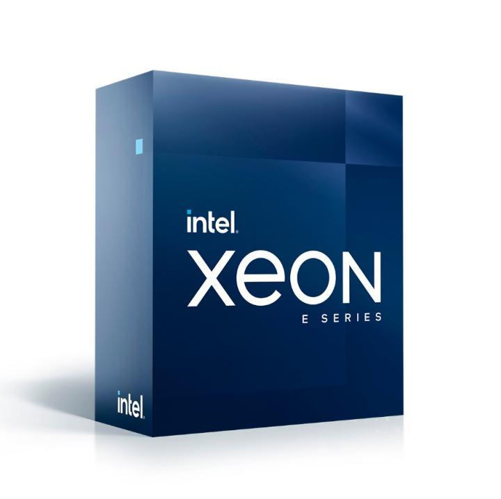 インテル、Rocket Lake Xeon E-2300チップを発売