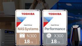 チン! 東芝の電子レンジ対応18TBハードディスクがデスクトップやNASに登場