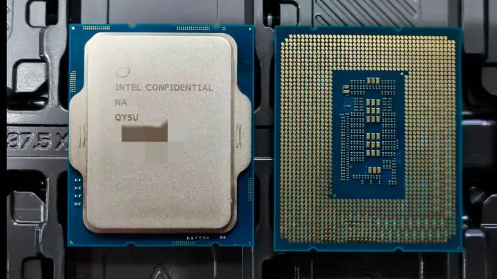 インテル第12世代Alder Lake Tシリーズ35W CPU、4.9GHzに到達