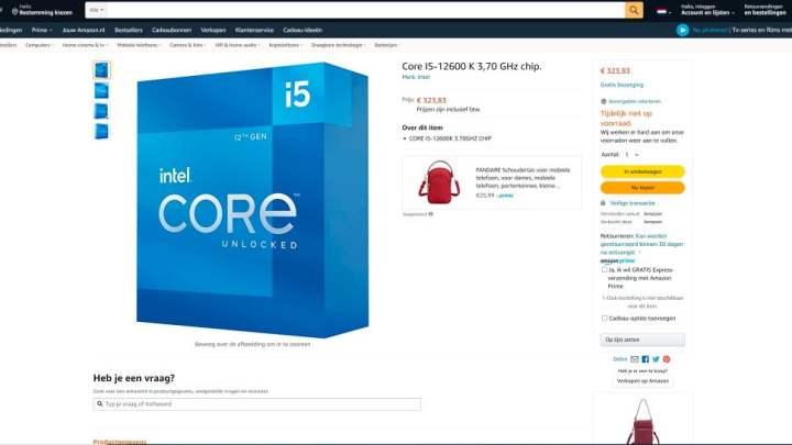 Core i5-12600K