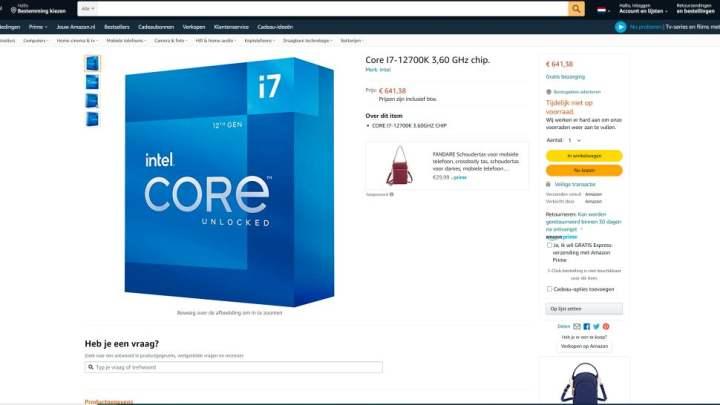 Core i7-12700K
