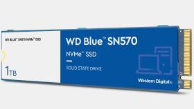 ウエスタンデジタル、手頃な価格のNVMe SSD「WD Blue SN570」を発表