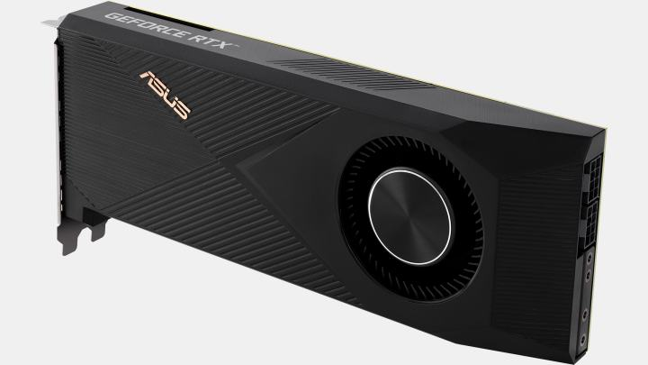 Asus、ブロアクーラー搭載のGeForce RTX 3070 Tiを発売